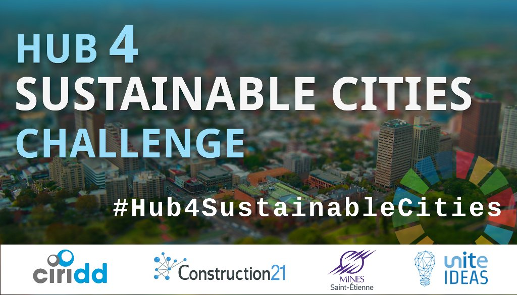 #Hub4SustainableCities
