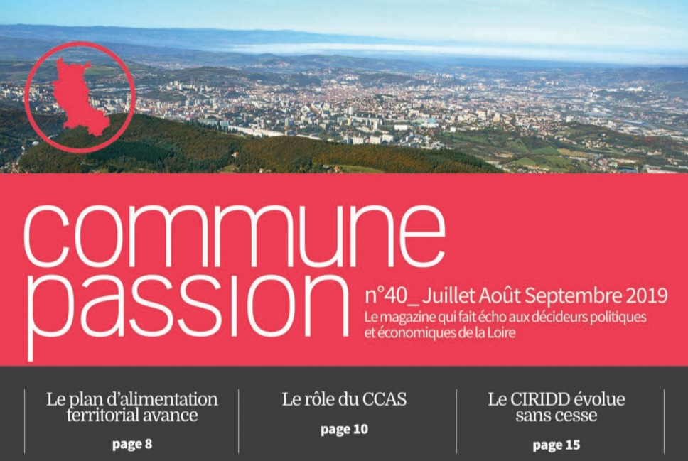 E commune passion couv